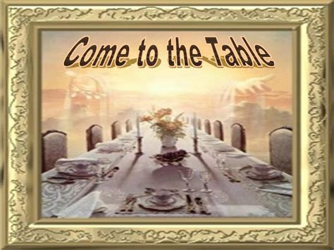 come to the table grace baptist church special sermons pastor jerry
