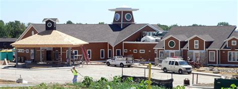 genesys hospice genesis clarissa cook hospice takes shape in bettendorf