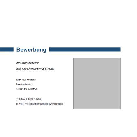 Bewerbungsmappe Deckblatt Xing Deckblatt 10 Bewerbung Co
