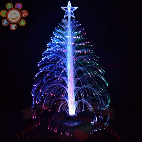christmas tree fiber optic large christmas tree christmas