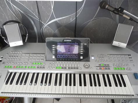 Keyboard Yamaha Tyros 2 Yamaha Tyros 2 Image 264784 Audiofanzine