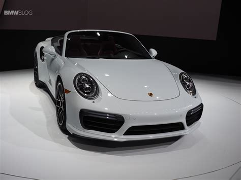 Newest Porsche 911 Turbo by Porsche Unveils New Porsche 911 And 911 Turbo At 2016