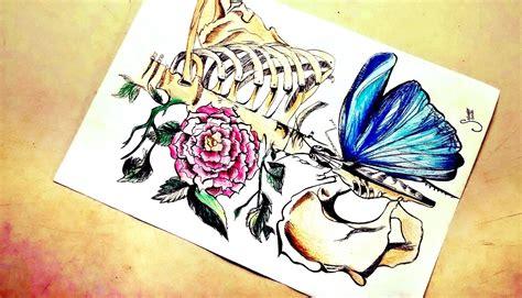imagenes de calaveras tumblr drawing tutorial as drawing a skeleton tumblr como