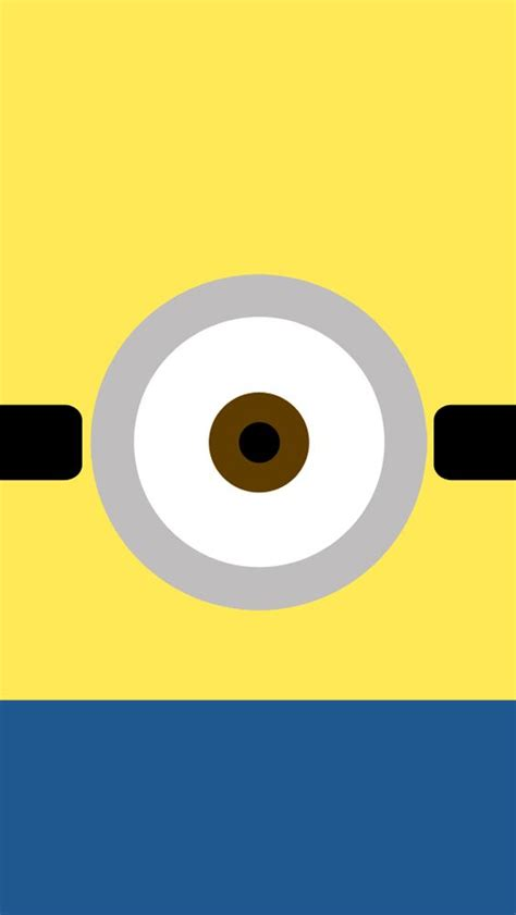 Iphone 5 Minion minions despicable me and iphone 5 wallpaper on