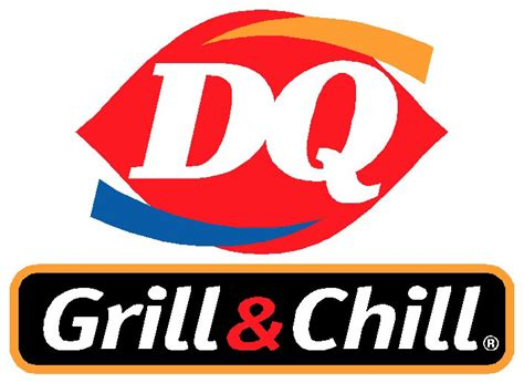 Hot dairy queen girl logo