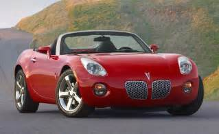 How Much Is A Pontiac Solstice Convertible Car And Driver