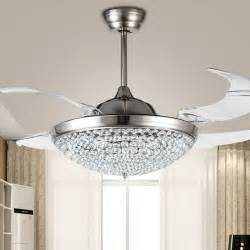 Ceiling Fan With Chandelier Popular Ceiling Fan Chandelier Buy Cheap Ceiling