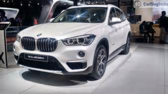 bmw car new 2016 bmw x1 india launch price specification images