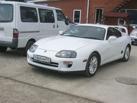 Toyota Supra 2002 For Sale Used 2002 Toyota Supra Photos 3000cc Gasoline Fr Or Rr