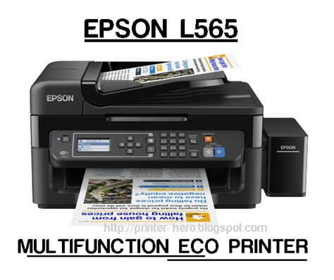 Printer Epson Dan Spesifikasi spesifikasi printer epson l565 printer heroes