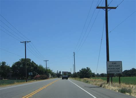 daytime headlight section california aaroads california 132