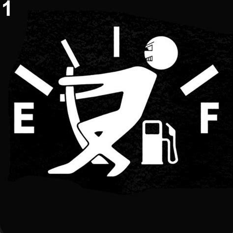 Gas Or Sticker