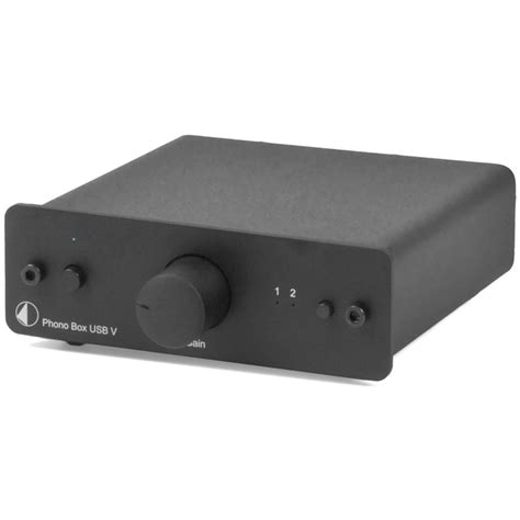 phono eingang mm pro ject phono box usb v phono vorverst 228 rker mm mc mit a
