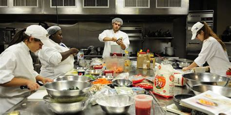 philadelphia chefs and culinary students collaborate on