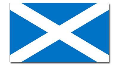 scottish colors scottish flag