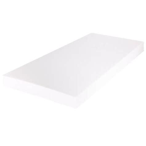 matratze 180 x 90 der matratze mit waschbarem bezug 200 x 90 x 17 cm