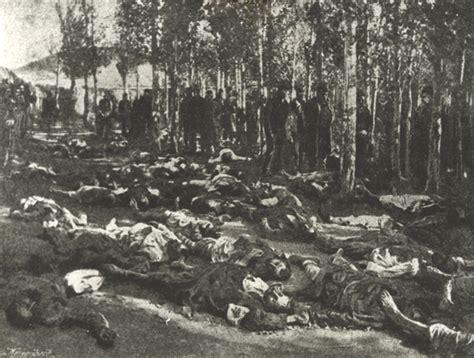 ottoman massacres hamidian massacres wikipedia