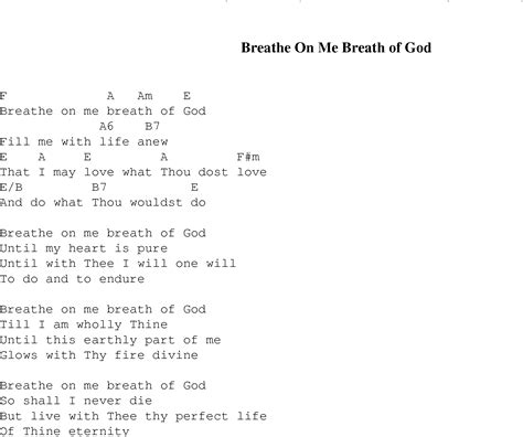 Breathe Me Guitar Chords