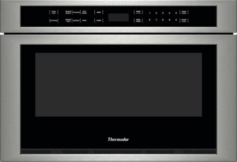 thermador built in microwave drawer thermador md24js 24 inch built in microwave drawer with 1