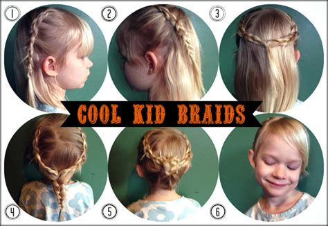 hairstyles for school orientation how to hair girl cool kid braids
