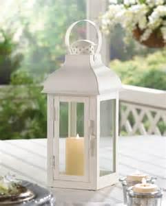 Centerpiece Vases For Weddings Wholesale Wholesale Medium White Lantern Candle Holder Centerpiece Cheap