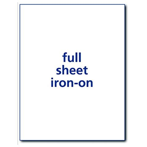 avery printable iron on transfers avery t shirt transfers for inkjet printers 8 5 x 11