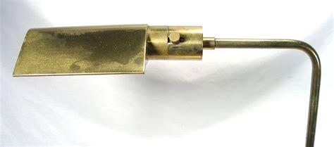 adjustable swing arm floor l vintage mid century modern swing arm adjustable brass