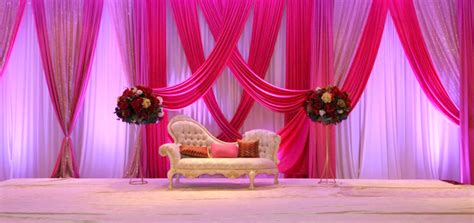 Backdrop Draping Ideas 10 Stunning Wedding Stage Decoration Ideas For Indian Weddings
