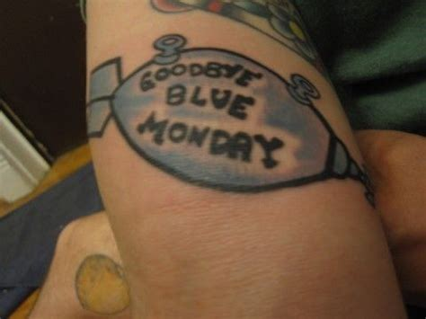 kurt vonnegut tattoo mondays goodbye blue monday and breakfast on