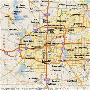 ft worth map ft worth water heater service area