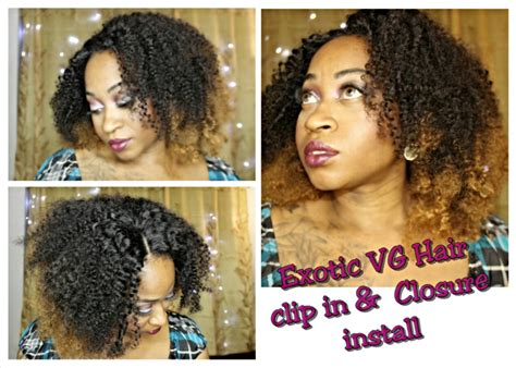 how to put clips in short natural african american hair how to install natural hair clip ins closure no sew