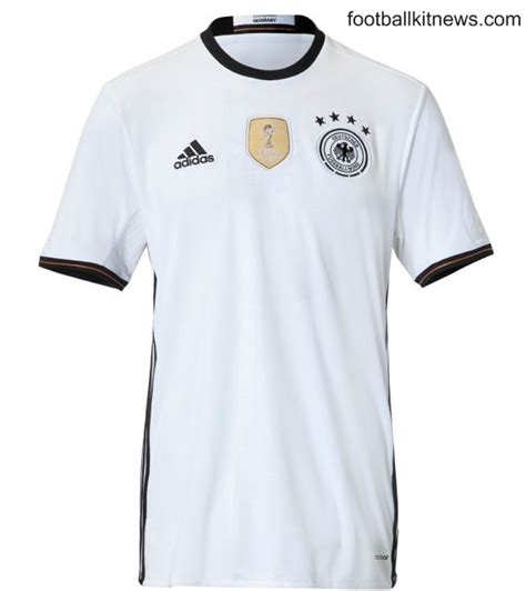 Jersey Germany Home official new germany 2016 jersey german home kit 2016 17 football kit news new soccer