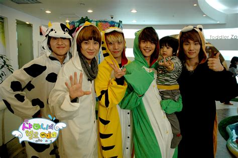 nima9 images hello baby shinee hd wallpaper and background photos 32840093