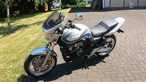 Motorrad Umbauten Honda by Umgebautes Motorrad Honda Cb 400 F Von Motorrad Wagner