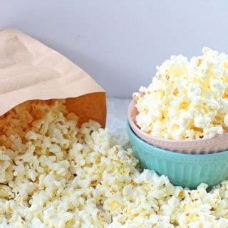 How To Make Popcorn In A Brown Paper Bag - snacks archives my fussy eater healthy