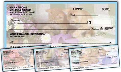 buy bank checks order pet bank checks cats puppies dogs