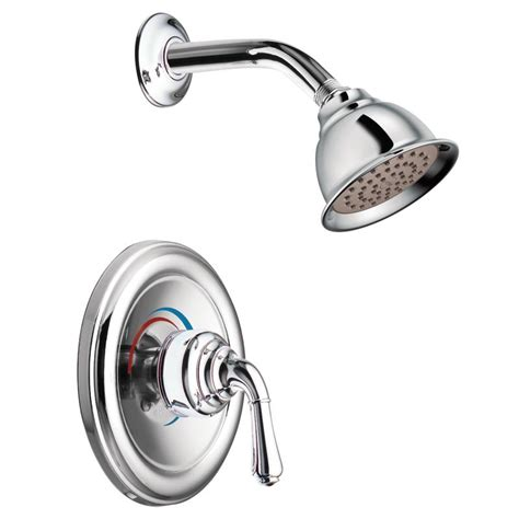 moen bathroom shower faucets faucet t2524 in chrome by moen