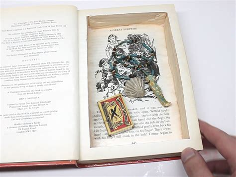 How Do You Make A Book Out Of Paper - how to make a hollow book 13 steps with pictures wikihow
