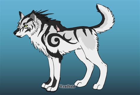 wolf maker design your own wolf wyndbain wolf maker alphess kyki by intriguingbeast on