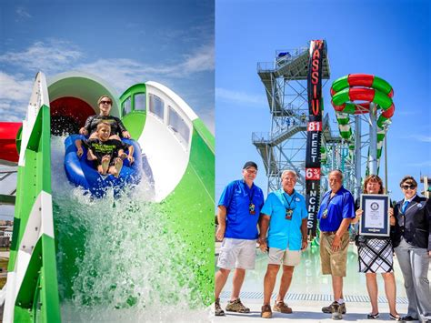 Schlitterbahn Application Massiv By Name By Nature As World S Tallest Water