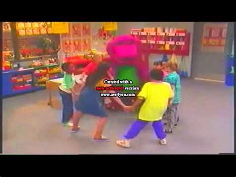 barney and the backyard gang youtube bmv we are barney and the backyard gang youtube