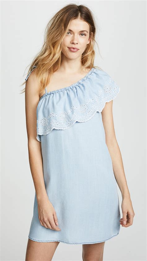 Trends For Summer Eyelet Accents When You Just Cant Commit Second Cty Style Fashion Second City Style 3 by 21 Best Eyelet Dresses For This Candie