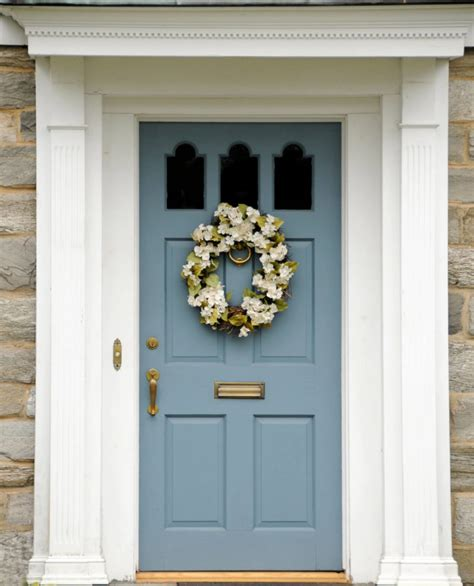 Colored Porch Lights Meaning by Top 29 Images Blue Front Door Blue Front