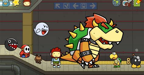 scribblenauts apk scribblenauts developer 5th cell hit with layoffs possibly shut the escapist