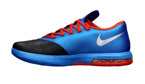 kd 6 shoes nike kd vi okc away now available sole collector