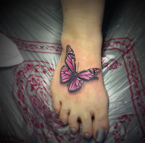 35 Breathtaking Butterfly Tattoo Designs For Women Butterfly Tattoos Designs On Foot