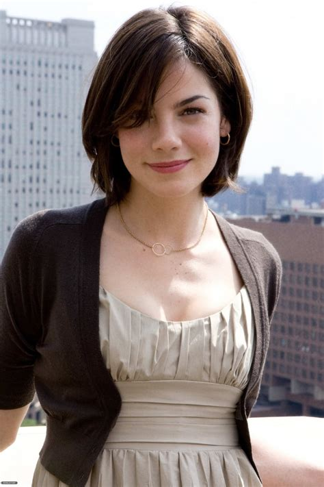 short hair blondes being feminized picture of michelle monaghan