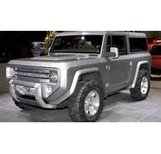 2016 Ford Bronco Design And Price  2015 NEW CARS