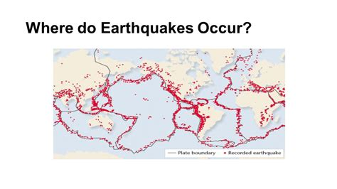 earthquake occur the dynamic earth unit ppt download