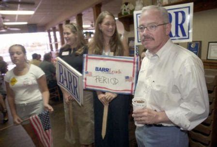 former congressman bob barr defeated in gop house severance tax passes no loyal opposition in arkansas